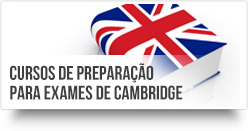 Cursos de Preparação para Exames de Inglês do Cambridge