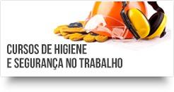 Cursos de Segurança e Higiene no Trabalho